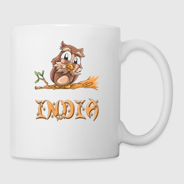 India Owl - Coffee/Tea Mug