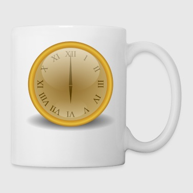clock - Coffee/Tea Mug