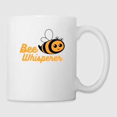 Bee lover bee whisperer nature fly insect funny - Coffee/Tea Mug