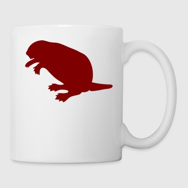 beaver - Coffee/Tea Mug