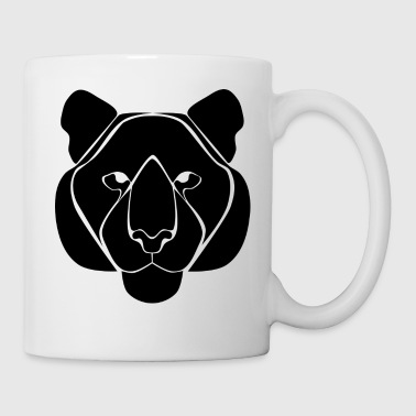 black tiger - Coffee/Tea Mug