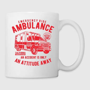 Ambulance - Coffee/Tea Mug