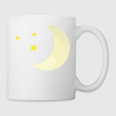 Moon Stars - Coffee/Tea Mug