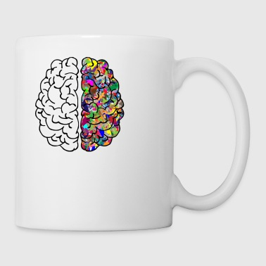 brain - Coffee/Tea Mug