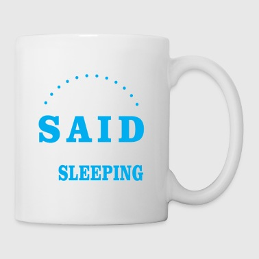 Boyfriend Or Sleeping? I Miss Him Sometime - Coffee/Tea Mug