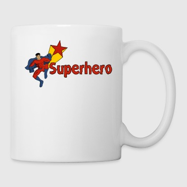 Superhero Logo - Coffee/Tea Mug