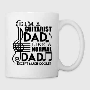 Guitarist Dad Like A Normal Dad Mug - Coffee/Tea Mug