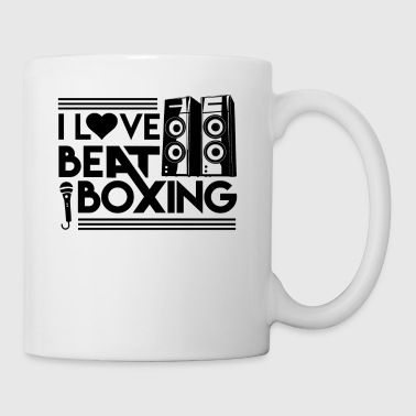 I Love Beat Boxing Mug - Coffee/Tea Mug