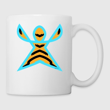 ninja star urban - Coffee/Tea Mug
