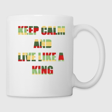 KEEP CALM - Coffee/Tea Mug