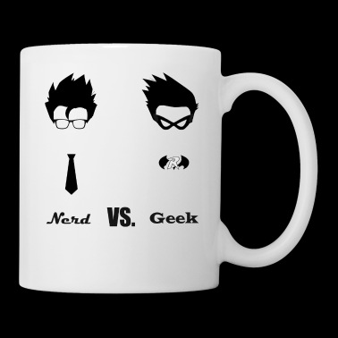 Nerd Vs Geek - Coffee/Tea Mug