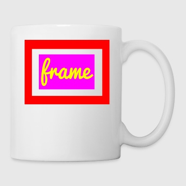 frame - Coffee/Tea Mug