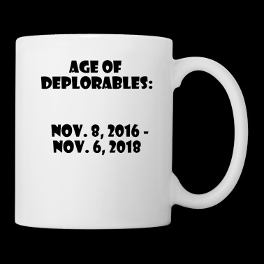 Age of Deplorables - Coffee/Tea Mug