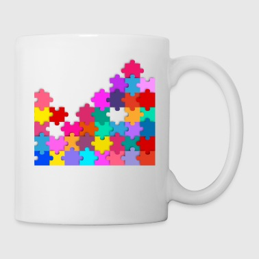 puzzle - Coffee/Tea Mug