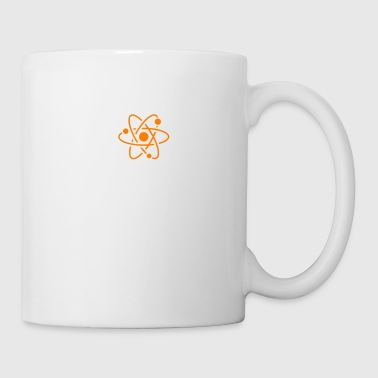 Funny Never Trust Atom Gift T-shirt - Coffee/Tea Mug