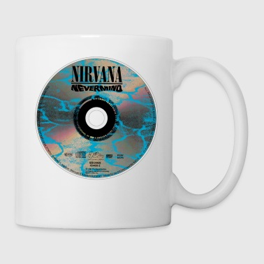 nevermind nirvana cd - Coffee/Tea Mug