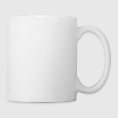Forms Geometry Present Art Design White - Coffee/Tea Mug