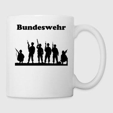 German Bundeswehr Design - Coffee/Tea Mug
