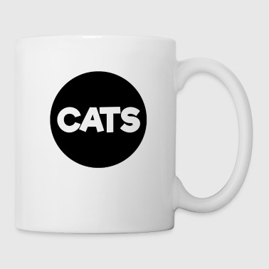 Cat Lover Tee 17 - Coffee/Tea Mug