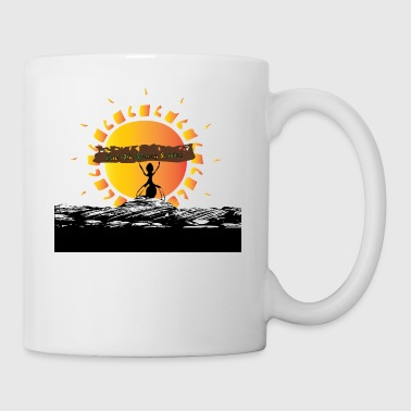 ONly the strong survive - Coffee/Tea Mug
