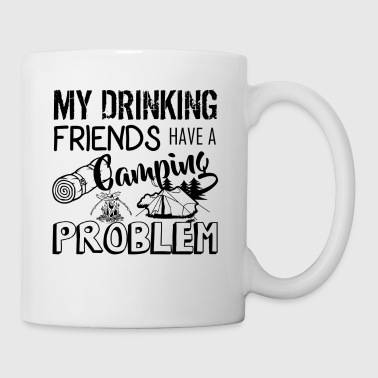 Camping Problem Mug - Coffee/Tea Mug