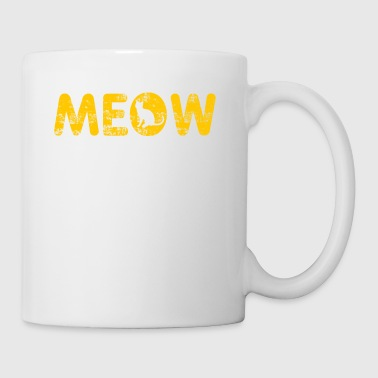 Meow - Coffee/Tea Mug