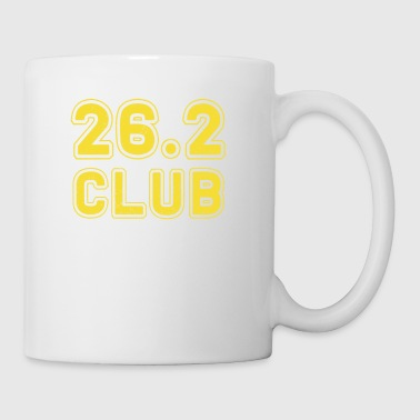 26.2 Club Boston Running Marathon - Coffee/Tea Mug