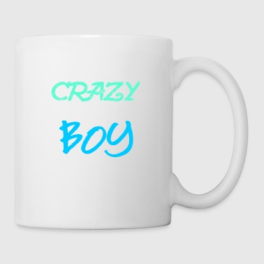 Crazy Bowling Boy - Fun Shirt, Gift idea - Coffee/Tea Mug
