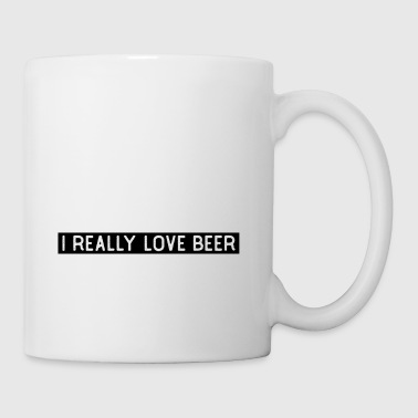 Maybe It's The Beer Talking But I Really Like Beer - Coffee/Tea Mug