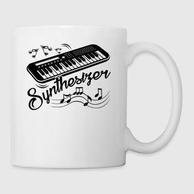 Play Synthesizers Mug - Coffee/Tea Mug