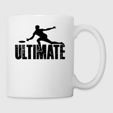 Ultimate Frisbee Mug - Coffee/Tea Mug