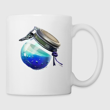 Fortnite Battle Royale's BIG Shield - Coffee/Tea Mug