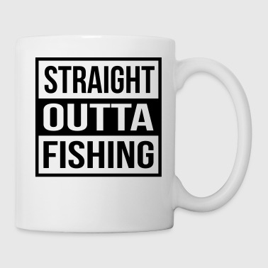 Straight Outta Fishing - Coffee/Tea Mug