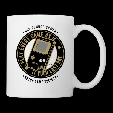 LAST GAMER - Coffee/Tea Mug