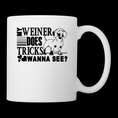 Weiner Tricks Mug - Coffee/Tea Mug