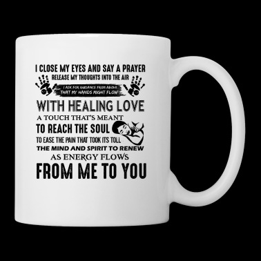 Massage Therapists Prayer Mug - Coffee/Tea Mug
