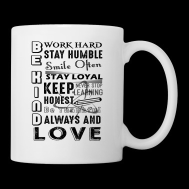 Never Stop Learning Teacher School Mug - Coffee/Tea Mug