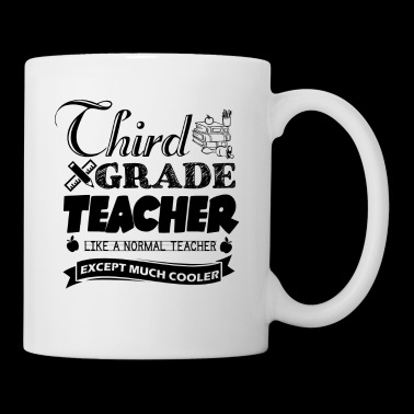 Third Grade Teacher Mug - Coffee/Tea Mug