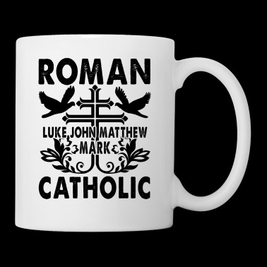 Catholic Mug - Roman Catholic Coffee Mug - Coffee/Tea Mug