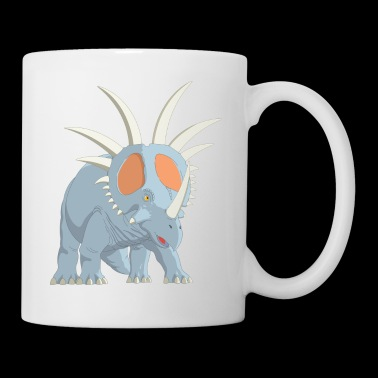 Dinosaur Shirt Gift Idea for Kids, Men and Women - Coffee/Tea Mug
