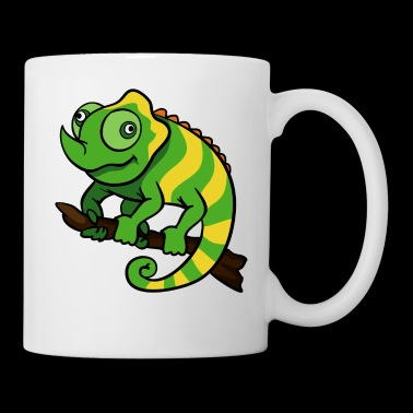 Chameleon Reptile - Coffee/Tea Mug