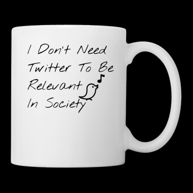 Twitter 2 - Coffee/Tea Mug