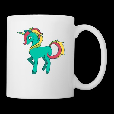 Cute Unicorn Tee Shirt Gift - Coffee/Tea Mug