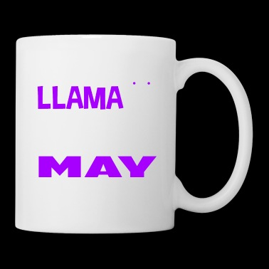 Llama Ladies Born in May - Coffee/Tea Mug