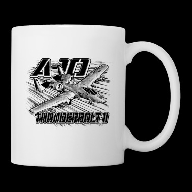 A-10 Thunderbolt II - Coffee/Tea Mug
