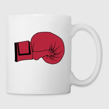 Boxing Gloves - Coffee/Tea Mug