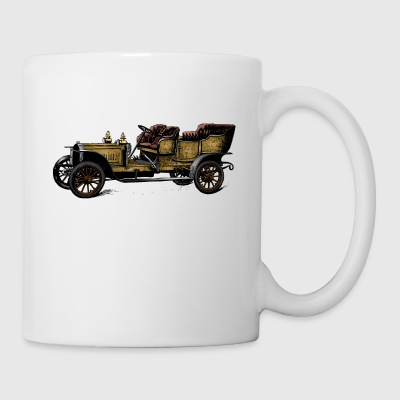 Antique Car - Coffee/Tea Mug