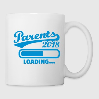 Parents 2018 - Coffee/Tea Mug