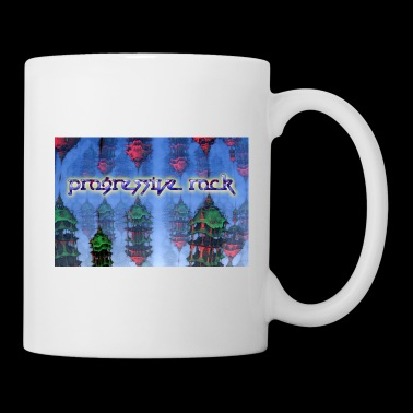 Progressive Rock - Alien Hanging Gardens - Coffee/Tea Mug