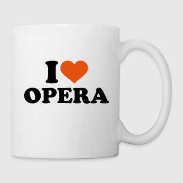 Opera - Coffee/Tea Mug